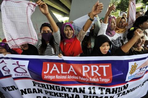 Perlindungan Hukum bagi Perempuan Diwujudkan Lewat RUU PPRT