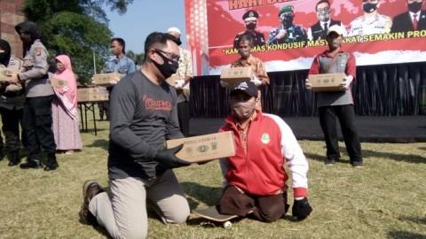 Ridwan Kamil Mengeluhkan Pembagian Bansos Tidak Satu Pintu
