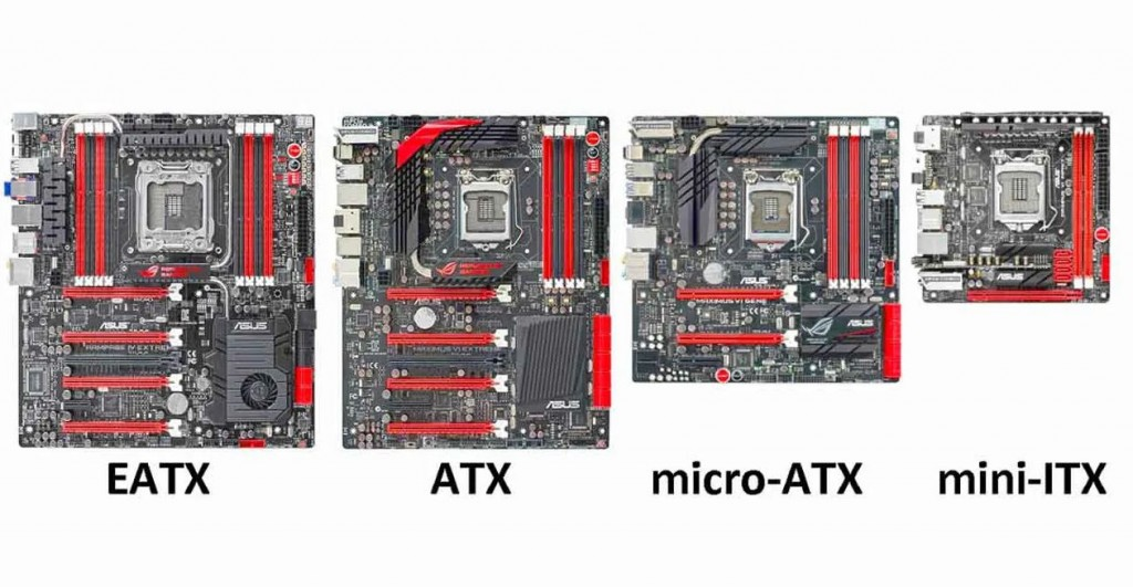 Apa Perbedaan Motherboard ATX dan Micro-ATX? - Medcom.id
