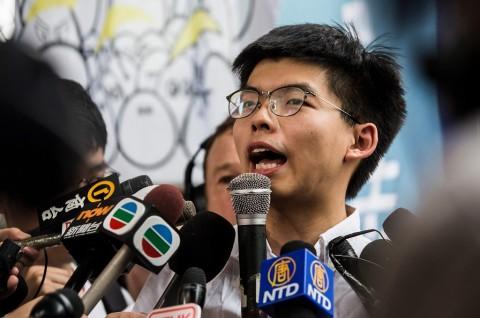 Buku Pro-Demokrasi Disingkirkan dari Perpustakaan Hong Kong