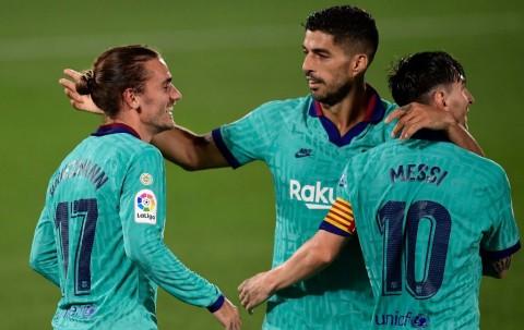 Hasil Pertandingan Semalam: City Kalah, Barcelona Menang Besar