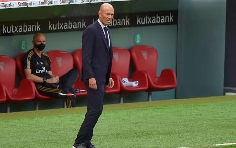 Reaksi Zidane Soal Tudingan Madrid Dibela Wasit