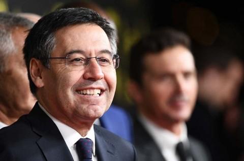 Presiden Barcelona Bantah Rumor Kepindahan Messi
