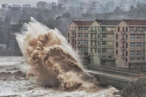 Bencana Alam Tiongkok Telan 271 Korban di Paruh Kedua 2020