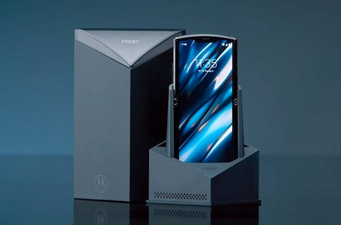 Motorola Razr Bakal Punya Versi 5G