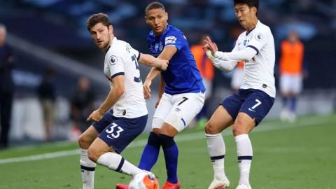 Tottenham Susah Payah Taklukkan Everton