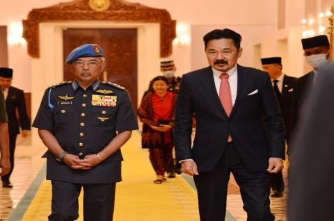 Malaysia Sampaikan Salam Perpisahan kepada Rusdi Kirana