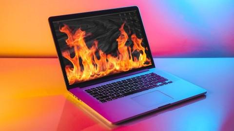 5 Penyebab Laptop Cepat Panas
