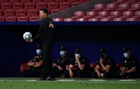 Dikritik Soal Penalti, Madrid Dibela Simeone