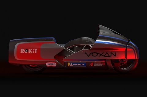 Target Voxan Wattman Jadi Motor Listrik Tercepat di Dunia