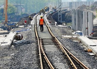 Tiongkok Investasi USD28,3 Juta untuk Jalur Kereta Tiongkok-Eropa