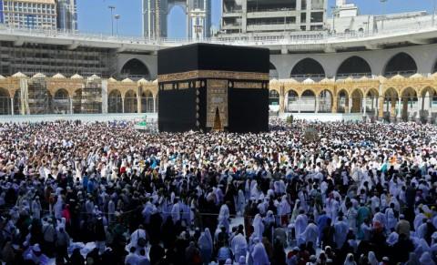 70 Persen Kuota Haji Arab Saudi untuk Ekspatriat