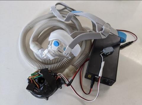 Kemenristek Siap Bantu Hilirisasi dan Komersialisasi Ventilator