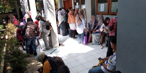 Kuota Belum Terpenuhi, Sejumlah SMP Negeri di Sleman Perpanjang PPDB