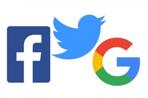 Google, Facebook, dan Twitter Hentikan Permintaan Data Pemerintahan