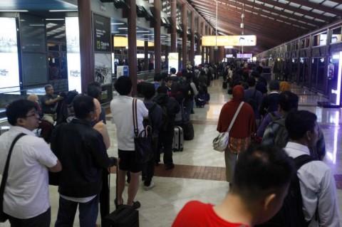 Aktivitas Penerbangan di Soetta Capai 355 Slot per Hari