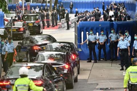 Tiongkok Buka Kantor Keamanan Nasional di Hong Kong