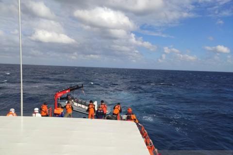 SAR Persempit Area Pencarian Korban Kapal Tenggelam