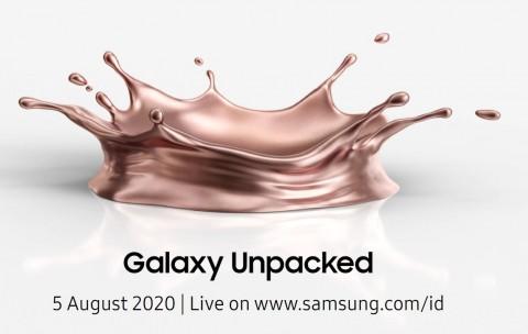 Samsung Galaxy Note 20 Muncul 5 Agustus 2020