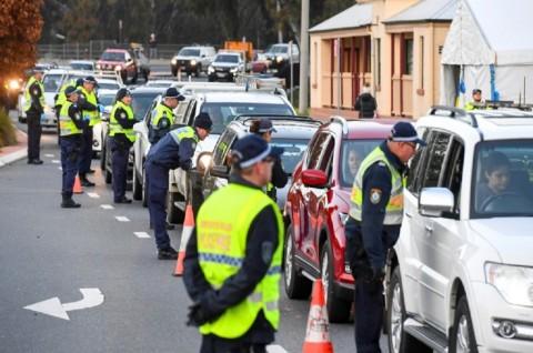 Warga Melbourne Panic Buying Jelang Lockdown Covid-19