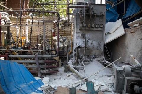Ledakan Pabrik di Iran Tewaskan Dua Orang