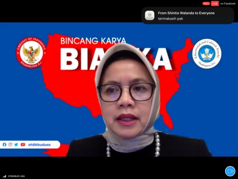 Kampus Top AS Minta Penambahan Mahasiswa Indonesia Jalur Beasiswa LPDP