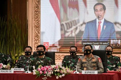 Jokowi: Calon Perwira Remaja TNI/Polri Harus Bekerja Inovatif