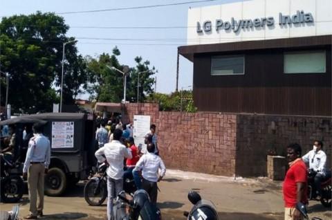 CEO asal Korsel Ditangkap atas Kebocoran Gas di India