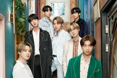 Big Hit Entertainment Bantah BTS Kuliah S2 untuk Mangkir Wamil