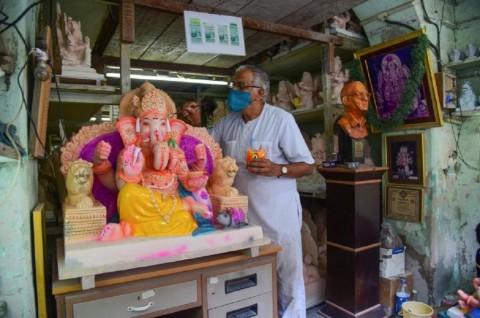 Mumbai Izinkan Semua Warga untuk Jalani Tes Covid-19
