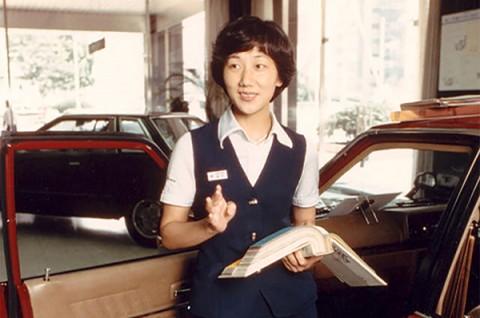 Kyoko Simada, Wanita Pertama yang Jadi Desainer Mobil di Jepang