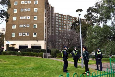 WNI Siapkan Mental Hadapi Lockdown Kedua di Melbourne