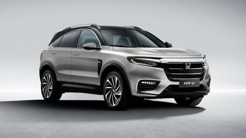 Desain Rekaan Honda HR-V, Lebih Sporty dan Modern