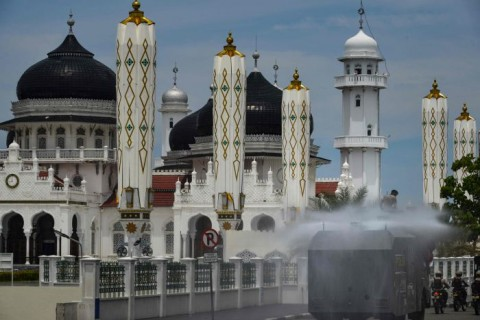 Kota Banda Aceh Alami Deflasi Harga Barang