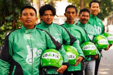 Gojek Kembali Buka Fitur Angkut Penumpang di Bekasi