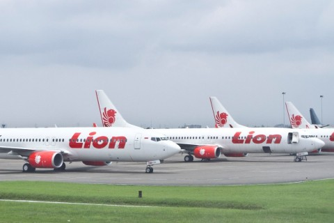 Lion Air Kembali Pekerjakan 2.600 Tenaga Kerja Kontrak