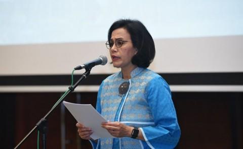 Semester II, Sri Mulyani Bidik Penerimaan Pajak Rp667,1 Triliun
