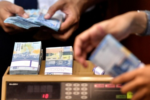 Belanja Negara Diprediksi Bertambah Rp1.306,7 Triliun di Semester II