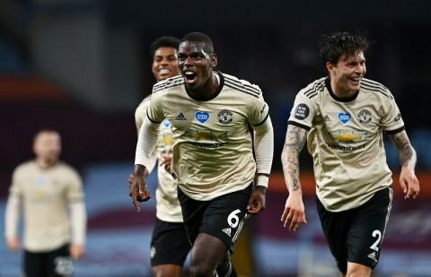 MU Bantai Aston Villa Hingga Sulit Keluar dari Zona Merah