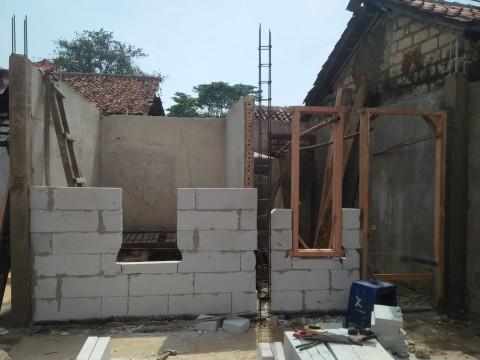1.823 Rumah Tak Layak di Kota Bogor Diperbaiki
