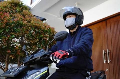 Tips Memakai Masker untuk Berkendara