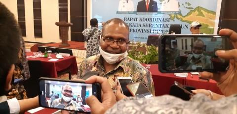 KPU Papua Optimistis Mampu Sukseskan Pilkada Serentak