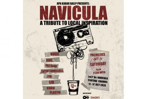 Navicula Gelar Konser Mengenang Musisi dan Band Lokal yang Menginspirasi