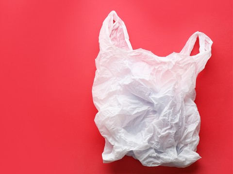 Sanksi Penggunaan Kantong Plastik Belum Diberlakukan