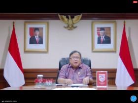 Menristek Dorong Peneliti Indonesia Kembangkan Mesin RT PCR
