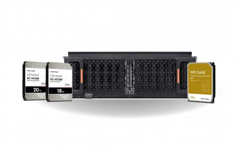 HDD Teranyar Western Digital Jadi Solusi Data Center