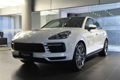 Porsche Cayenne S Coupe Goda Orang Kaya Indonesia