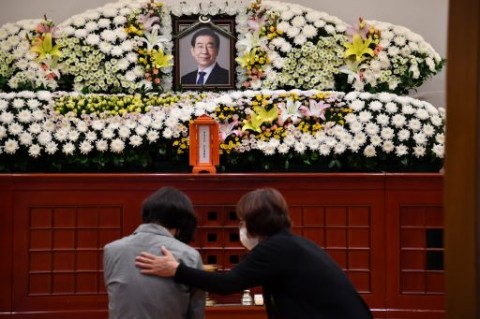 Seoul Adakan Peringatan Kematian untuk Walikota Park Won-soon