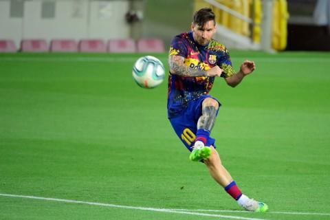 Berapa Gaji Messi per Detik?
