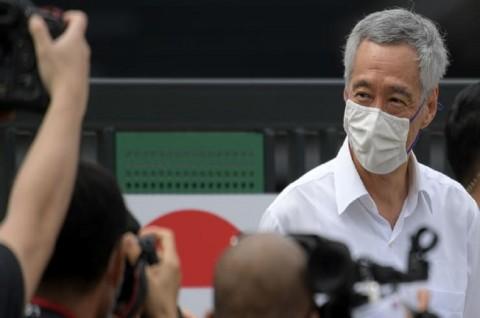 AS Ucapkan Selamat atas Kemenangan PM Singapura